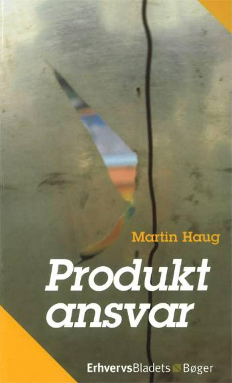 Produktansvar af Martin Haug