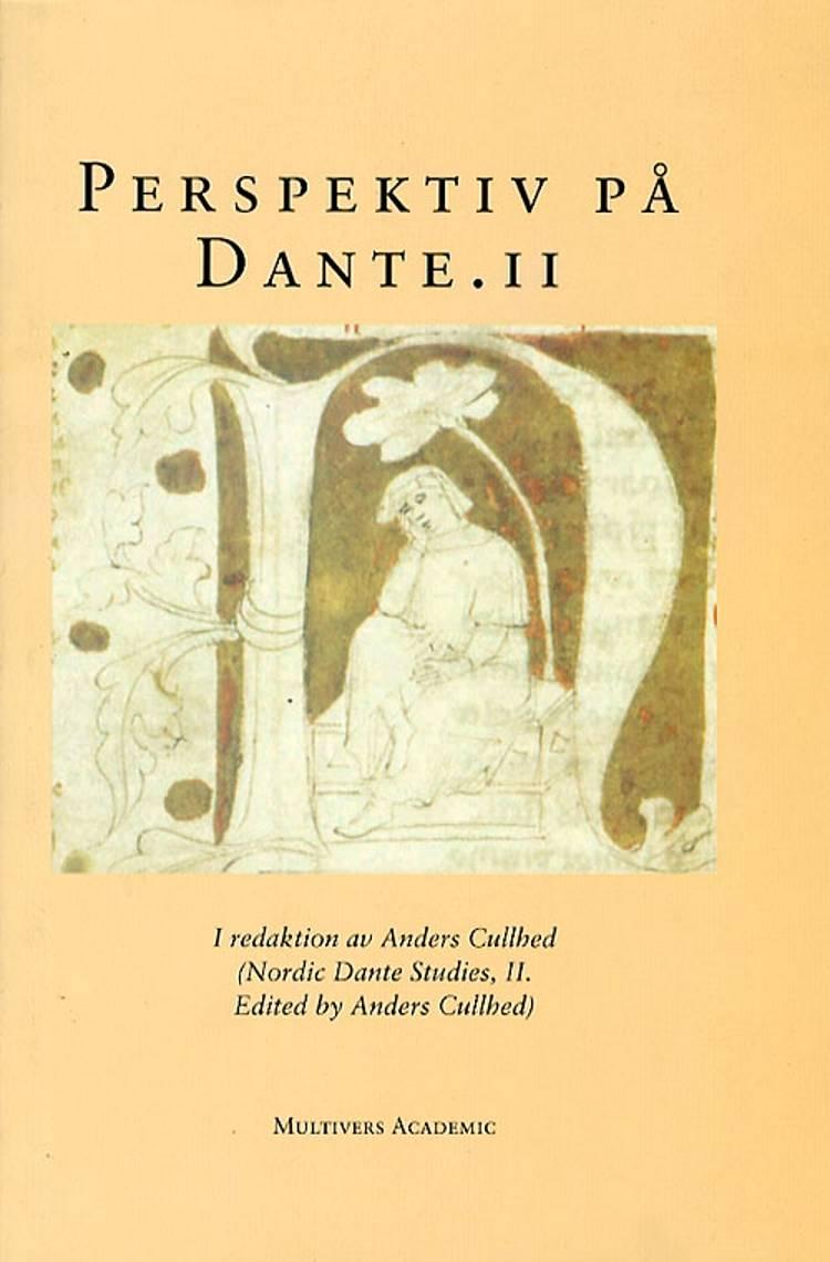 Perspektiv på Dante af Anders Cullhed