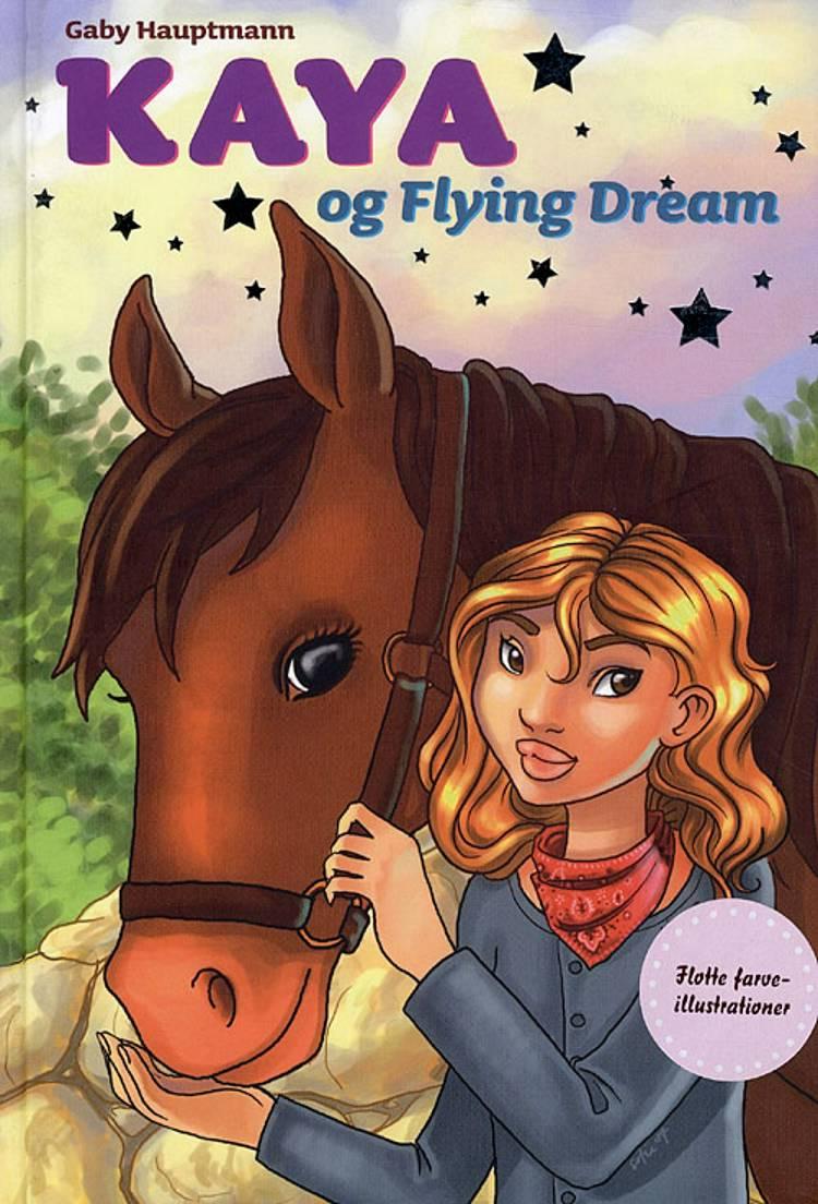 Kaya og Flying Dream af Gaby Hauptmann