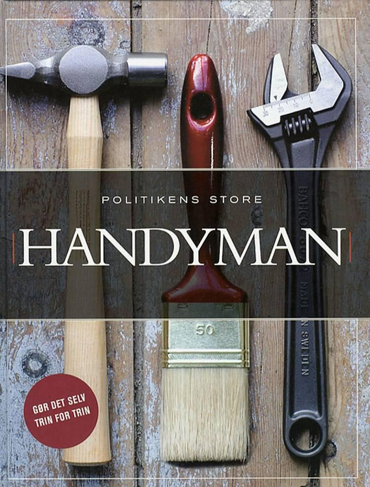 Politikens store handyman af Peter Parham og Julian Cassell