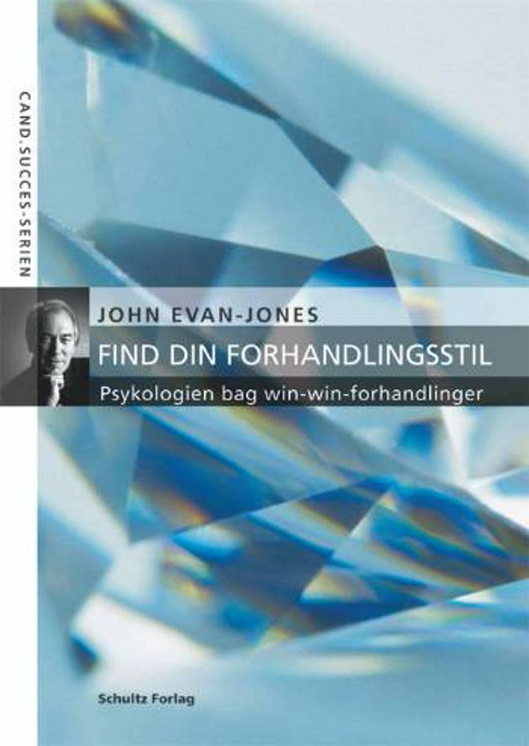 Find din forhandlingsstil af John Evan Jones
