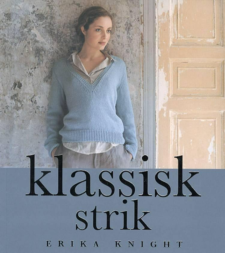 Klassisk strik af Erika Knight