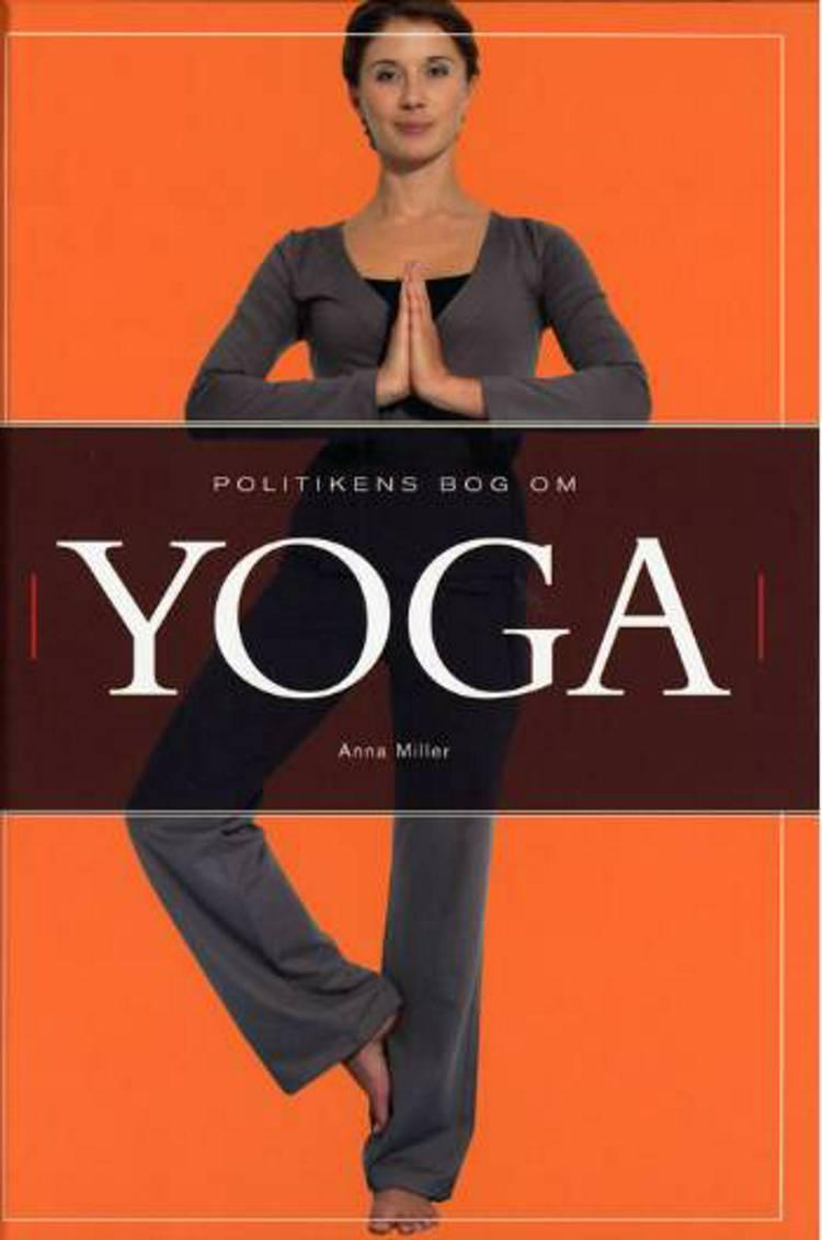 Politikens bog om yoga af Anna Miller