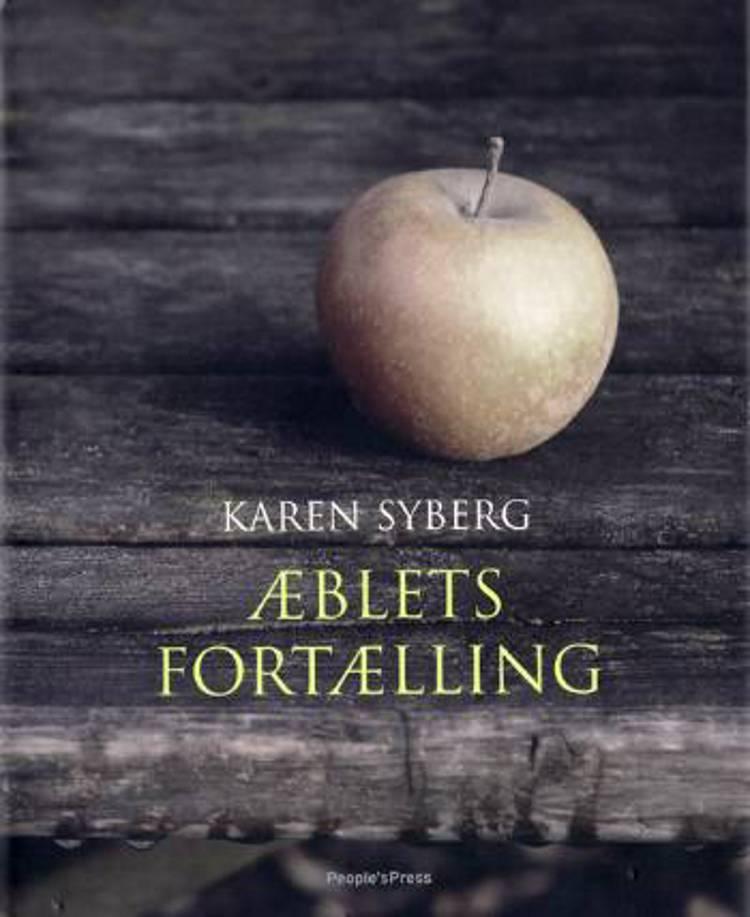 Æblets fortælling af Karen Syberg