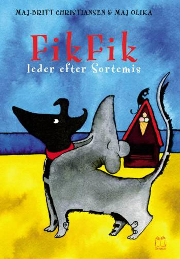 FikFik leder efter Sortemis af Maj-Britt Christiansen