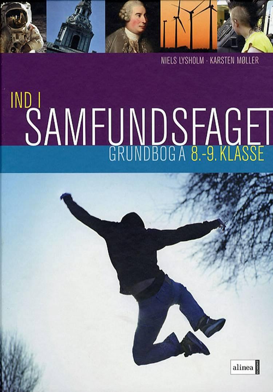 Ind i samfundsfaget af Karsten Møller og Niels Lysholm