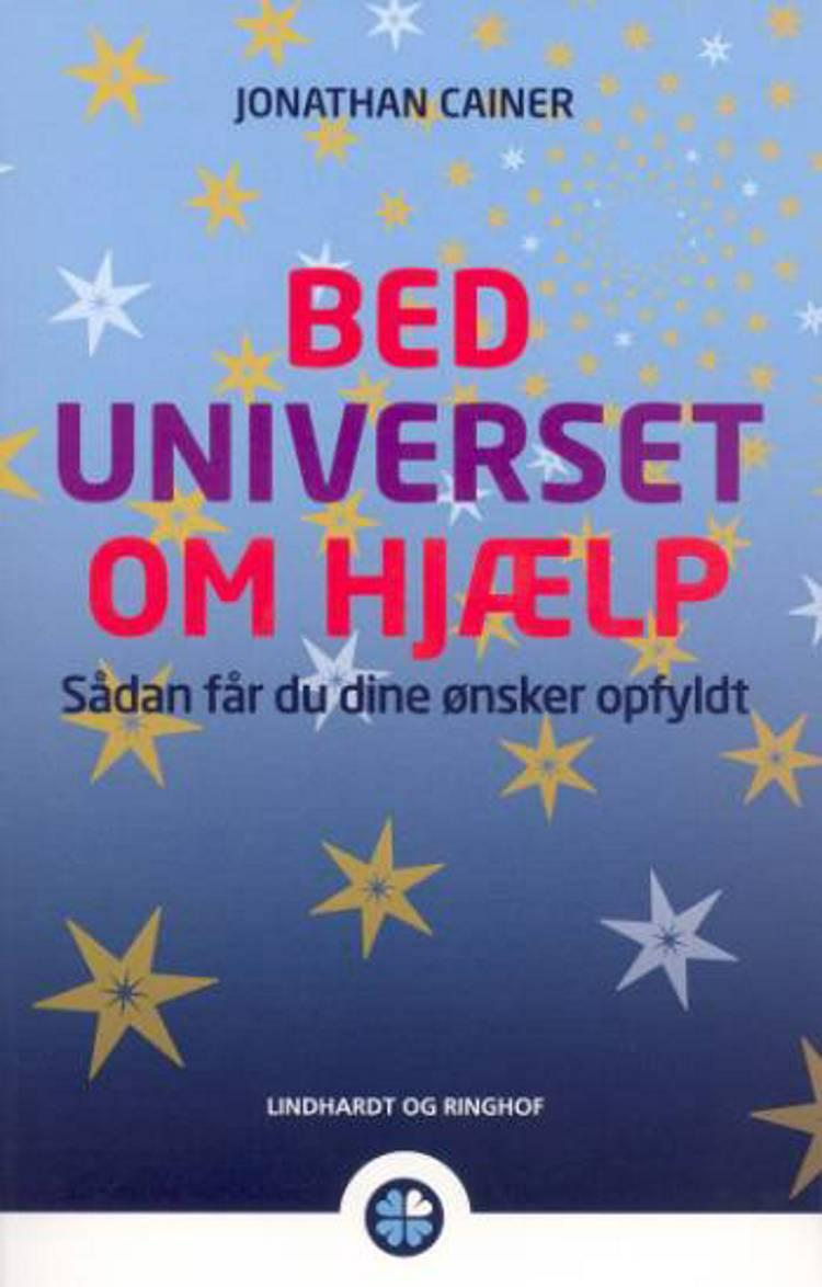 Bed universet om hjælp af Jonathan Cainer