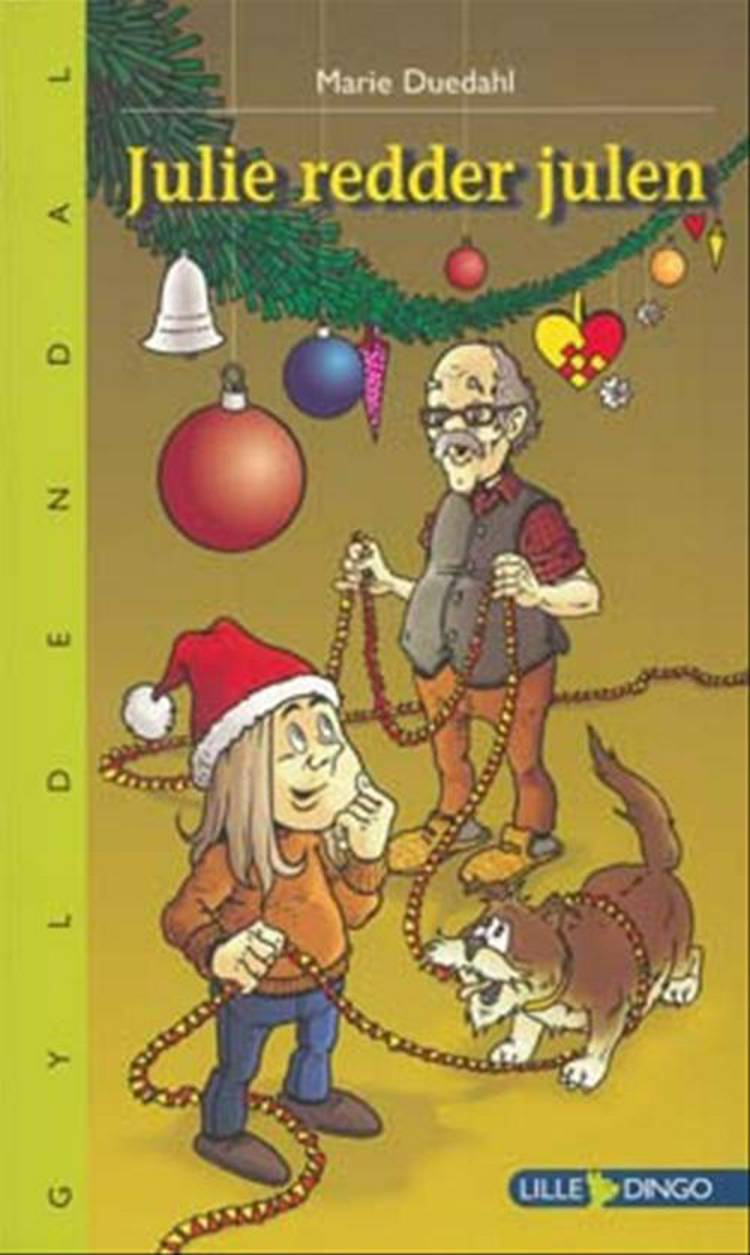 Julie redder julen af Marie Duedahl
