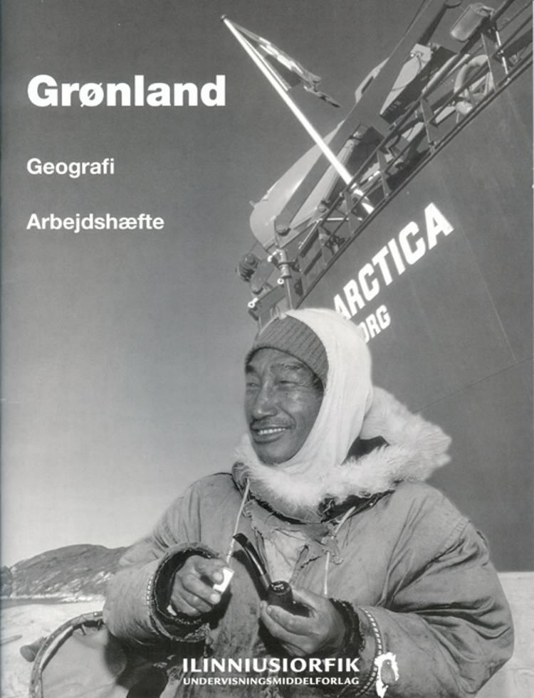 Grønland, geografi, arbejdshæfte af Arne Hermann