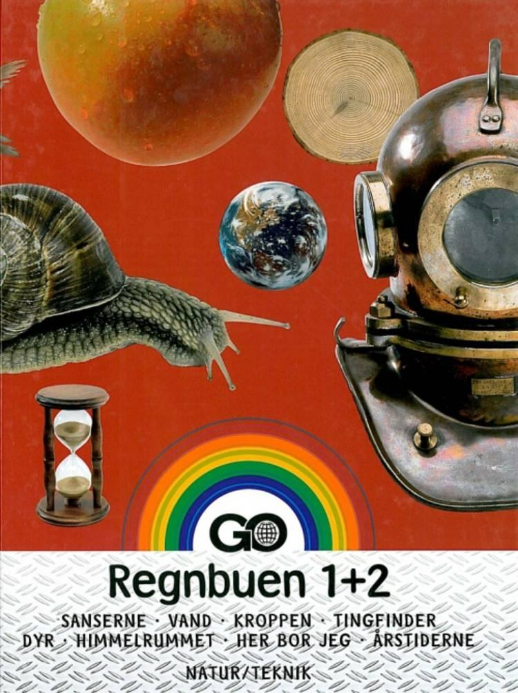 Regnbuen 1+2 af Ida Toldbod