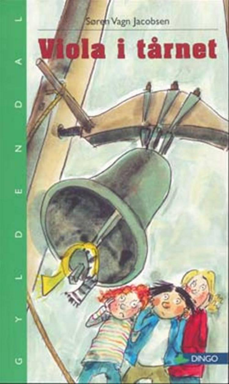 Viola i tårnet af Søren Vagn Jacobsen