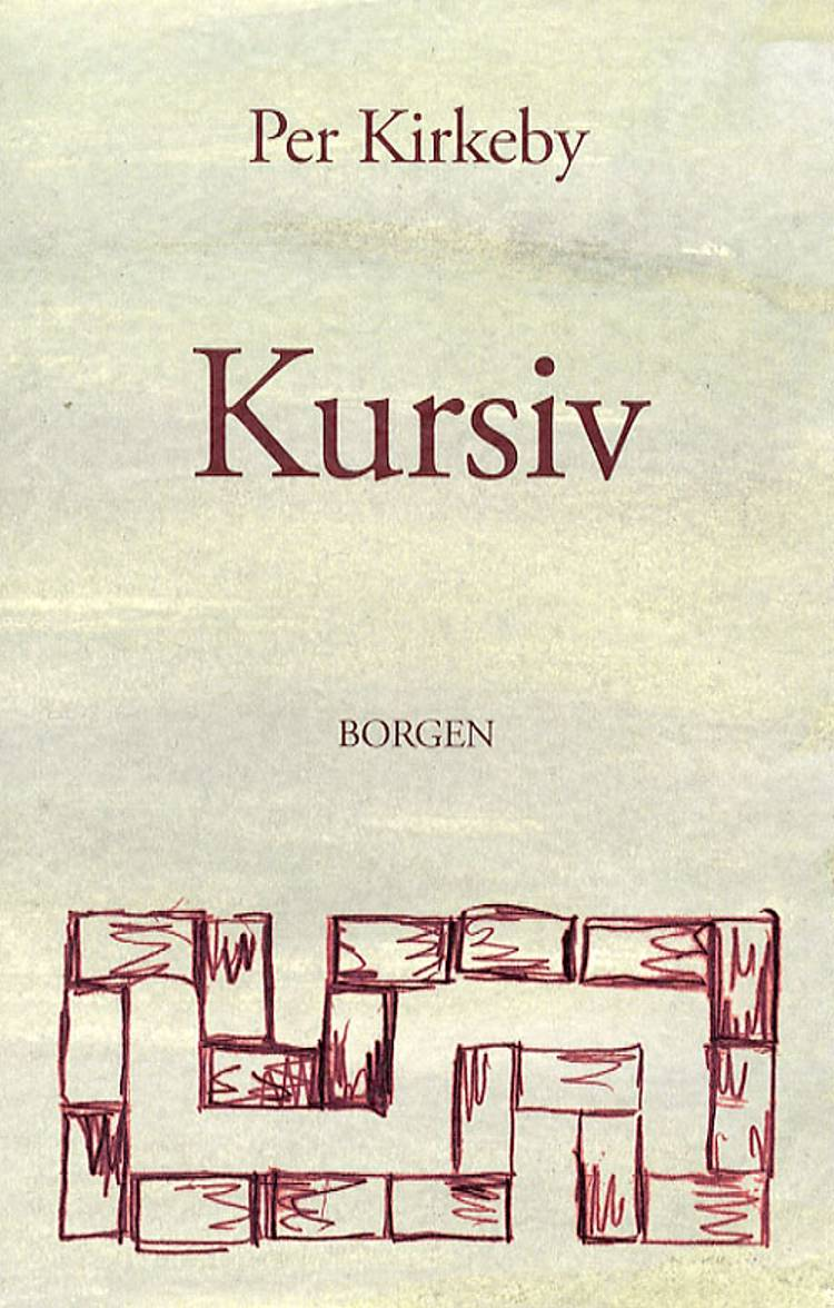 Kursiv af Per Kirkeby