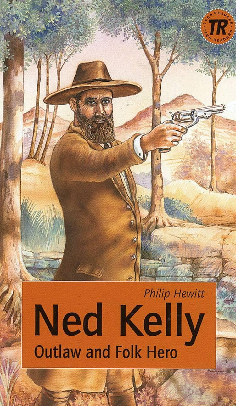 Ned Kelly af Philip Hewitt