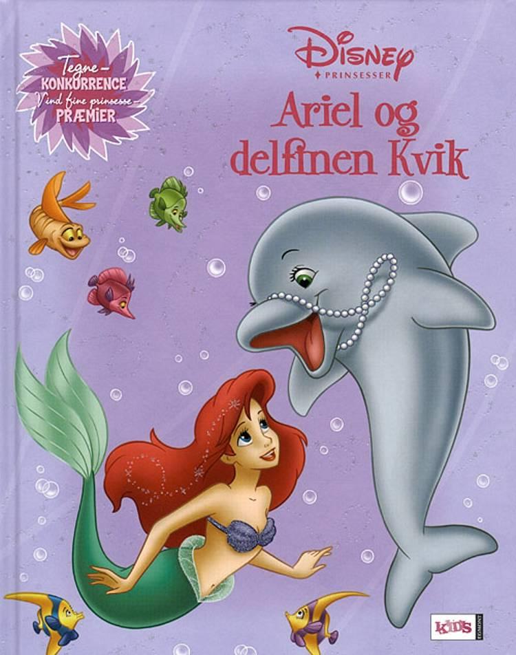 Ariel og delfinen Kvik af Susan Marenco
