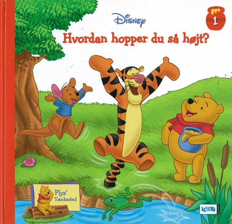 Hvordan hopper du så højt? af Disney og K. Emily Hutta
