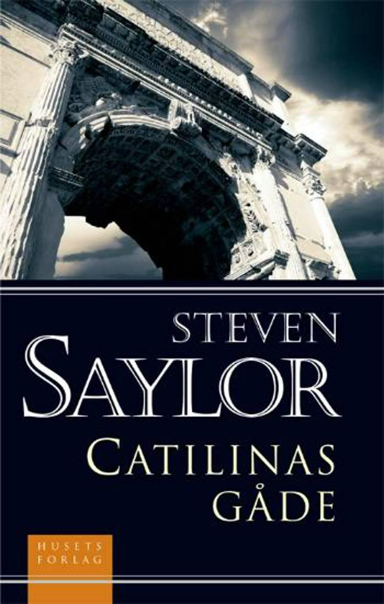 Catilinas gåde af Steven Saylor