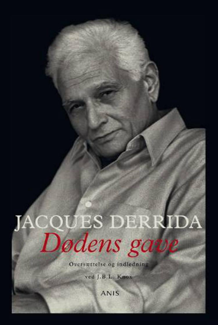 Dødens gave af Jacques Derrida