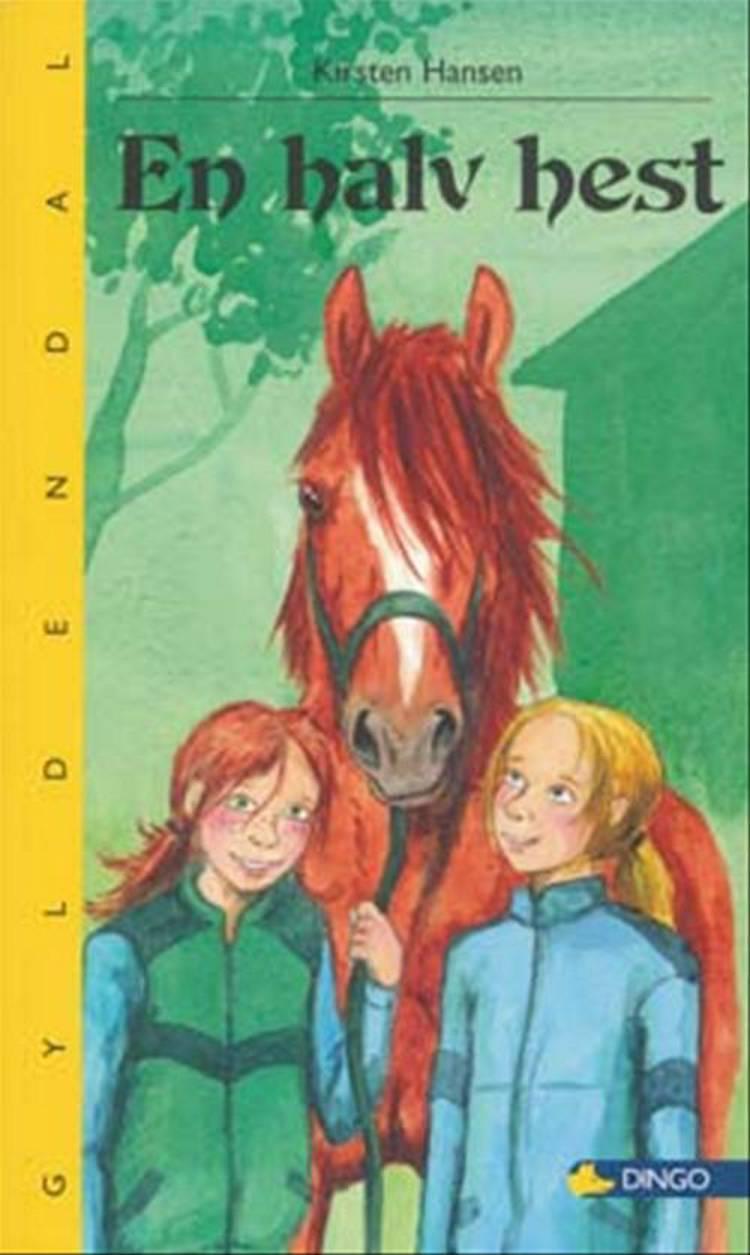 En halv hest af Kirsten Hansen