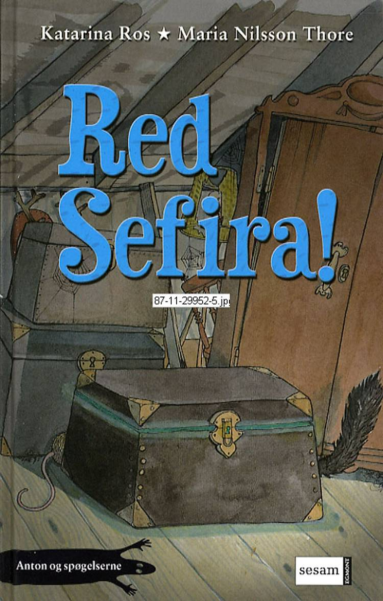 Red Sefira! af Katarina Ros
