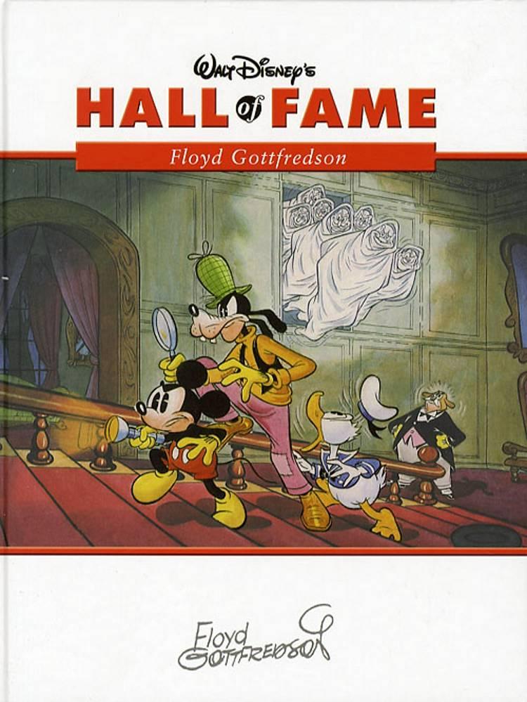 Hall of fame - Floyd Gottfredson af Floyd Gottfredson