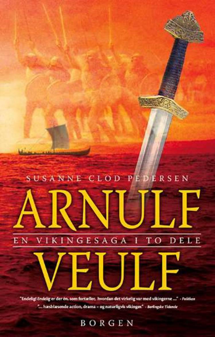 Arnulf. Veulf af Susanne Clod Pedersen