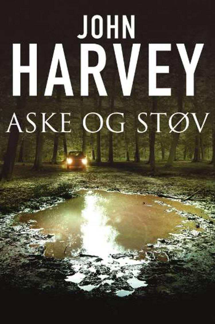Aske og støv af John Harvey