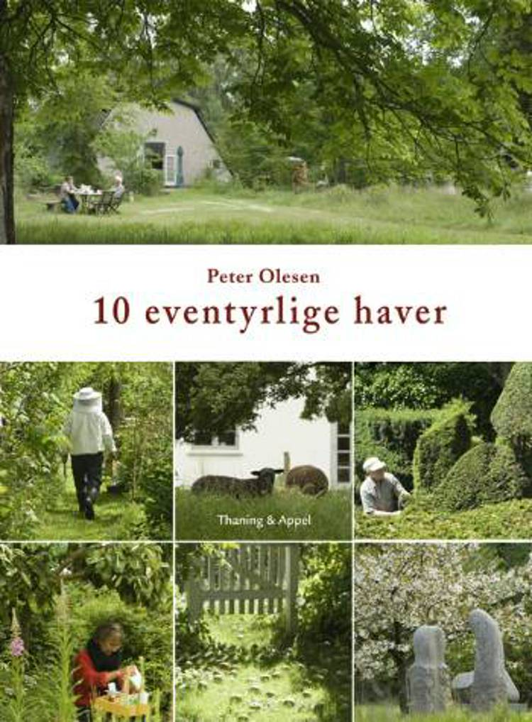10 Eventyrlige haver af Peter Olesen
