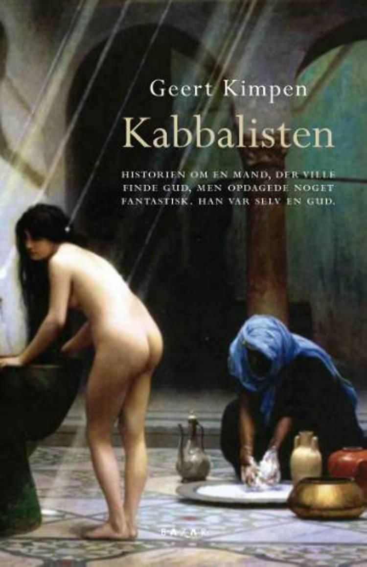 Kabbalisten af Geert Kimpen
