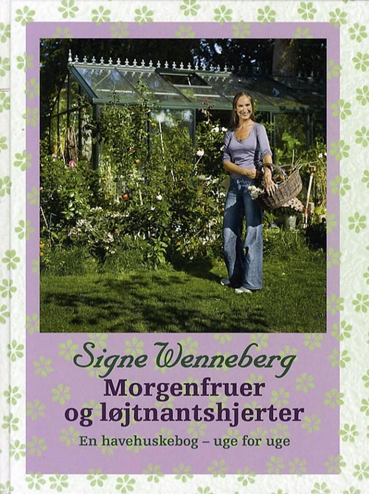 Morgenfruer og løjtnantshjerter af Signe Wenneberg