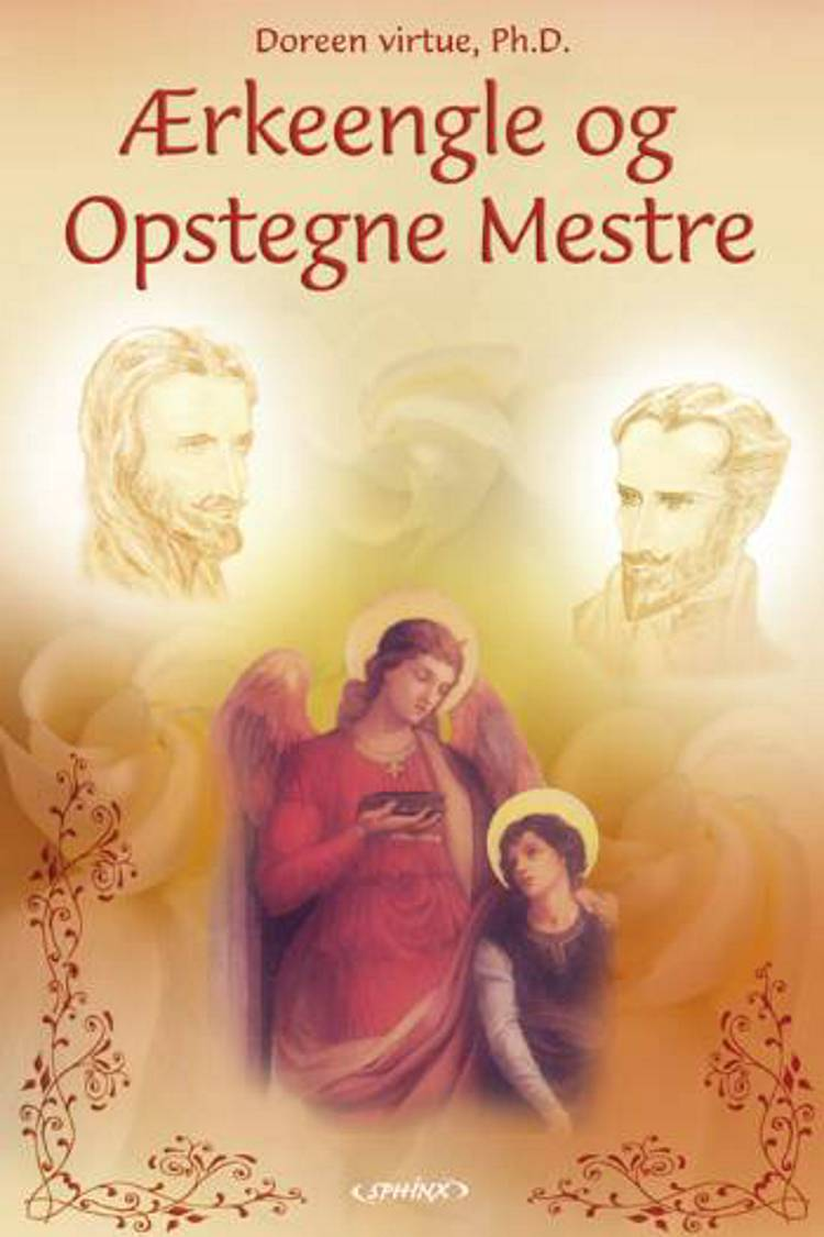 Ærkeengle & opstegne mestre af Doreen Virtue