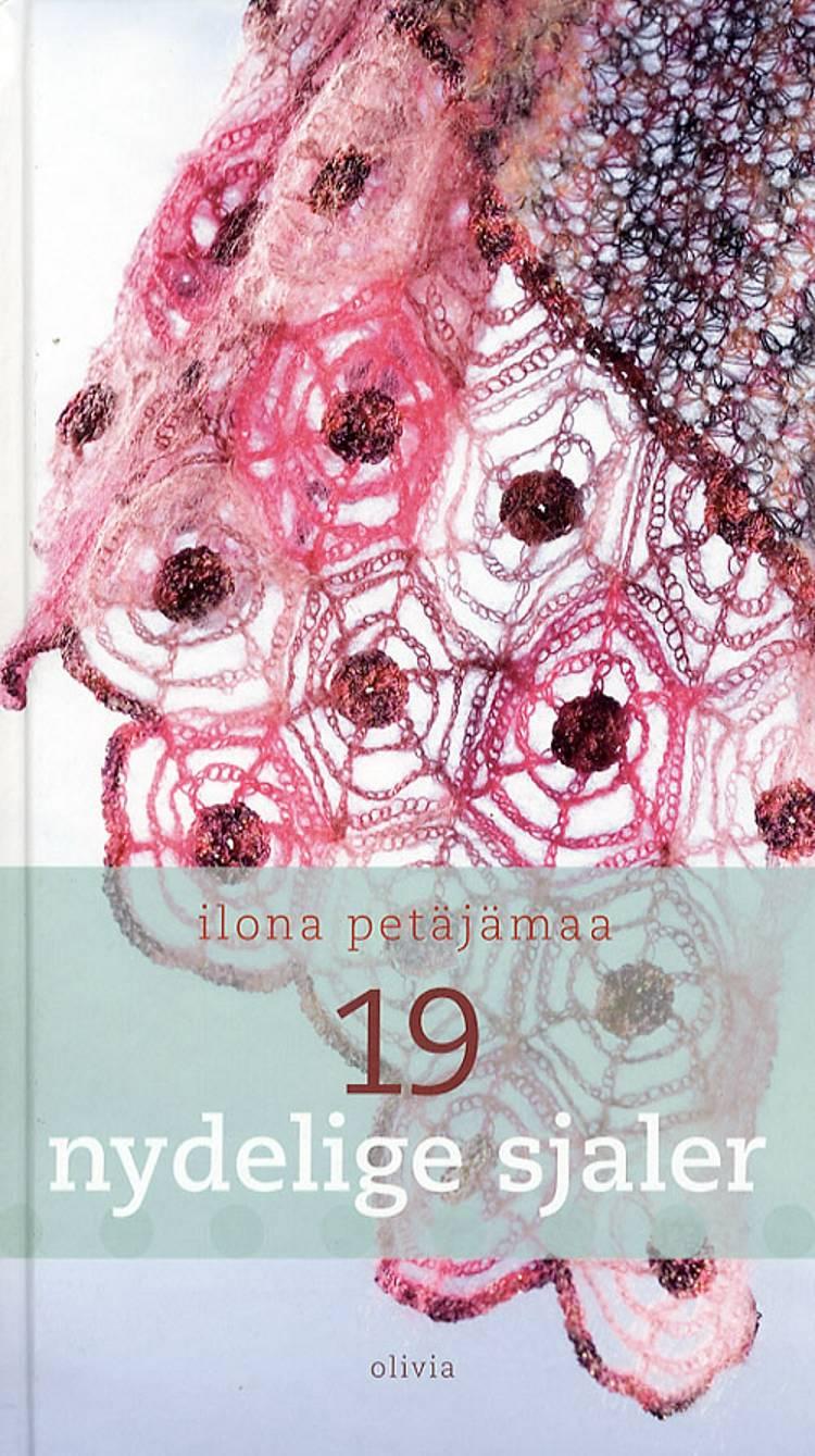 19 nydelige sjaler af Ilona Petäjämaa