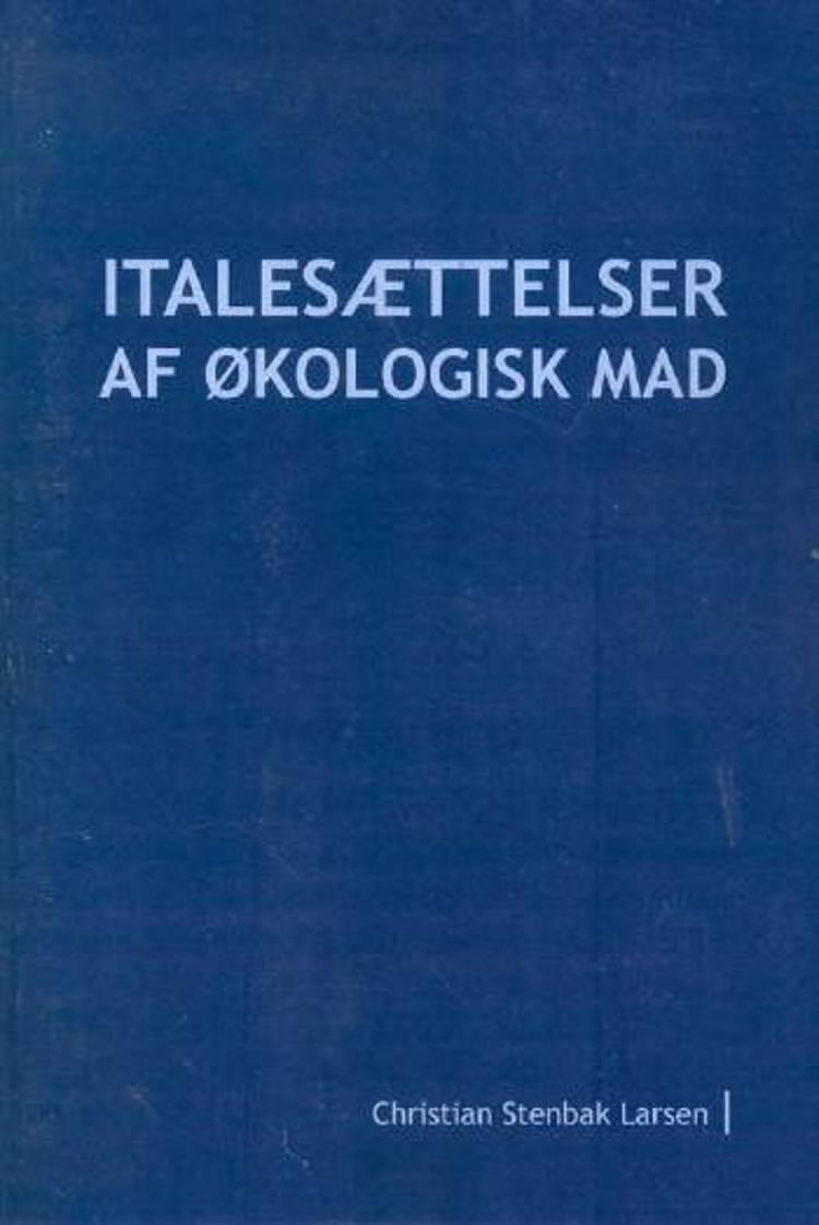 Ph.D.-afhandling af Christian Stenbak Larsen