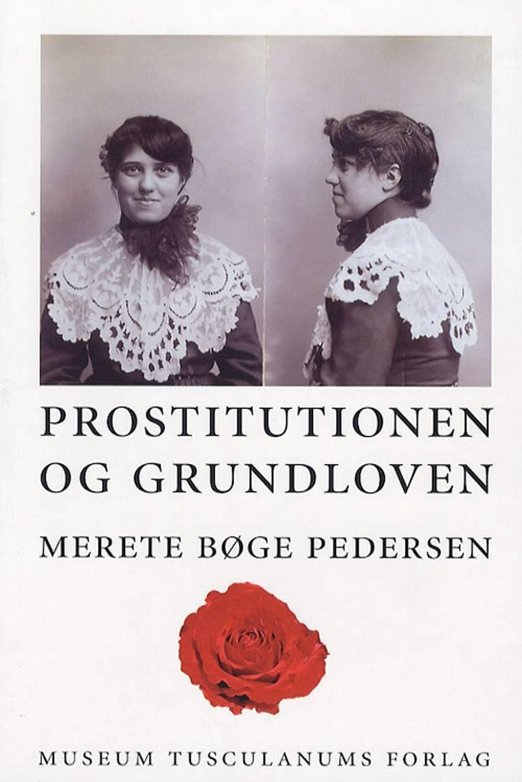 Prostitutionen og Grundloven af Merete Bøge Pedersen