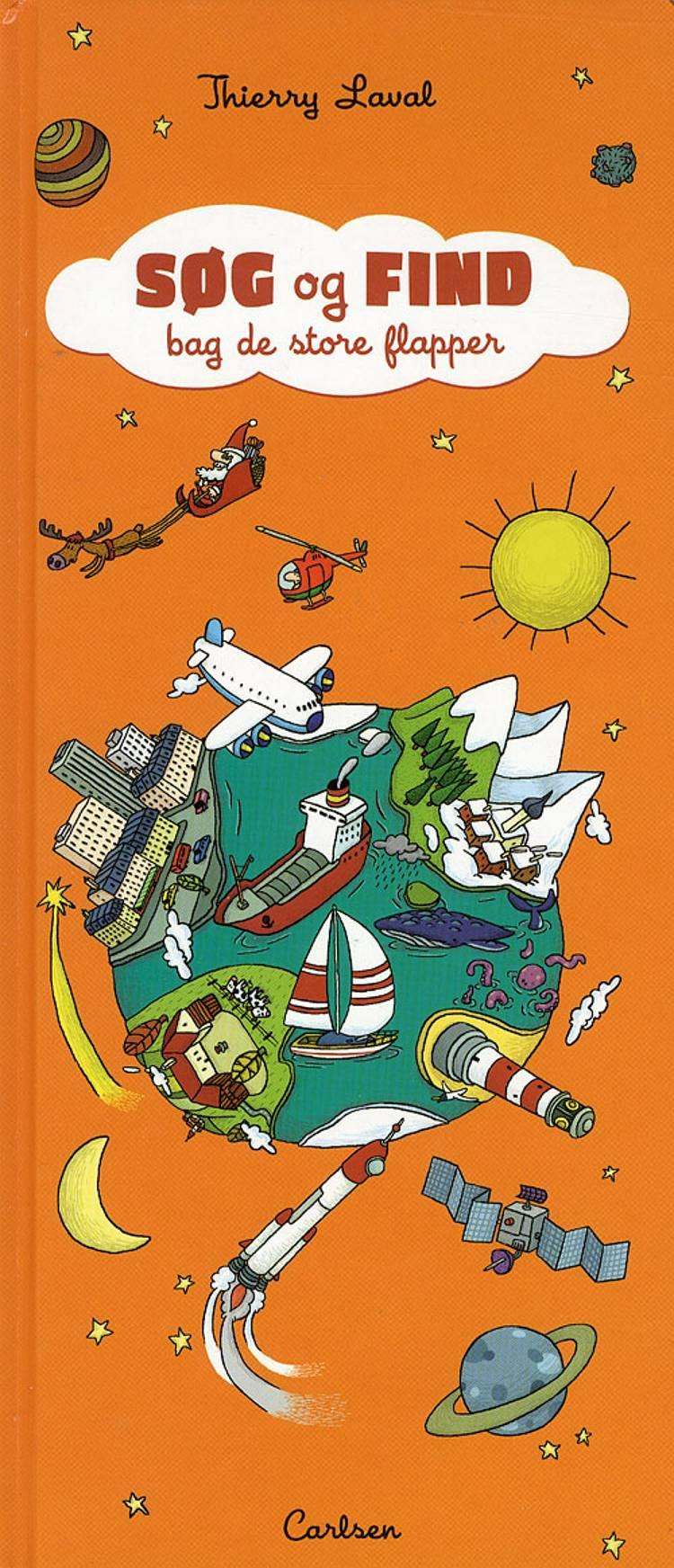 Søg og find af Thierry Laval