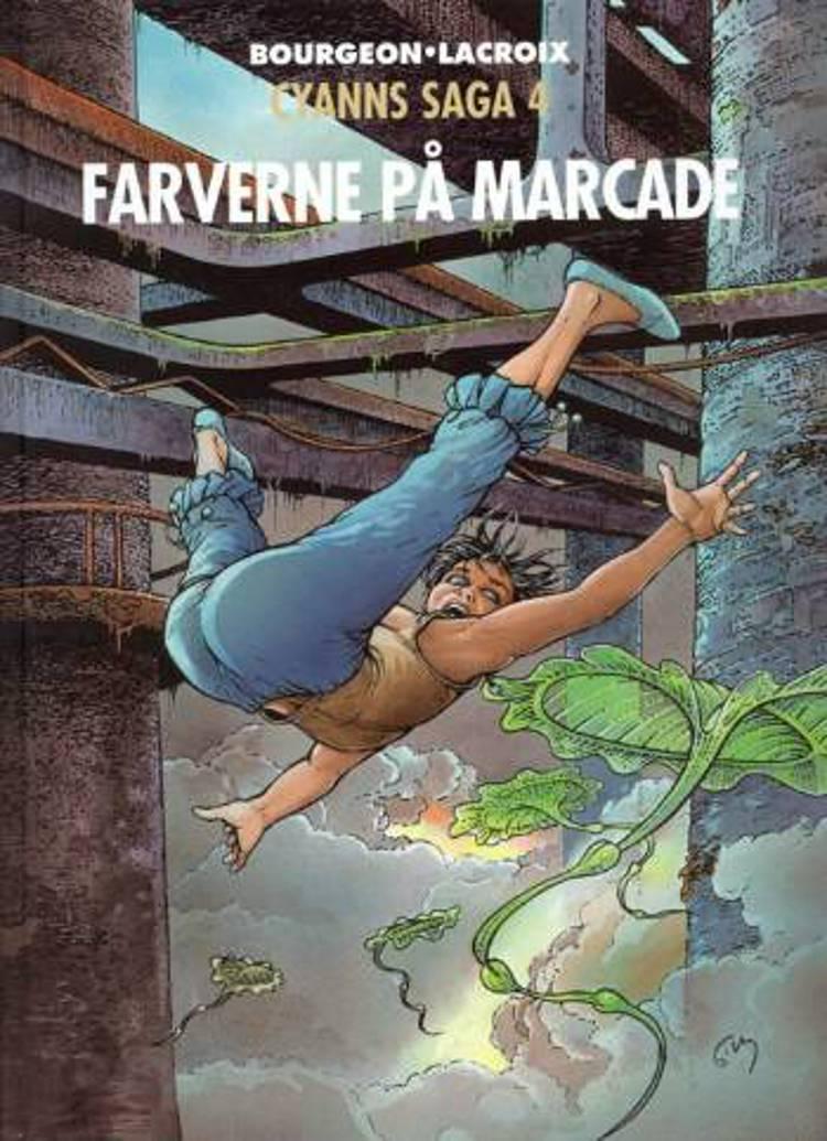 Farverne på Marcade af François Bourgeon og Claude Lacroix