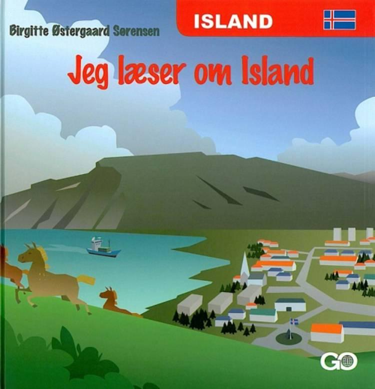 Jeg læser om Island af Birgitte Østergaard Sørensen