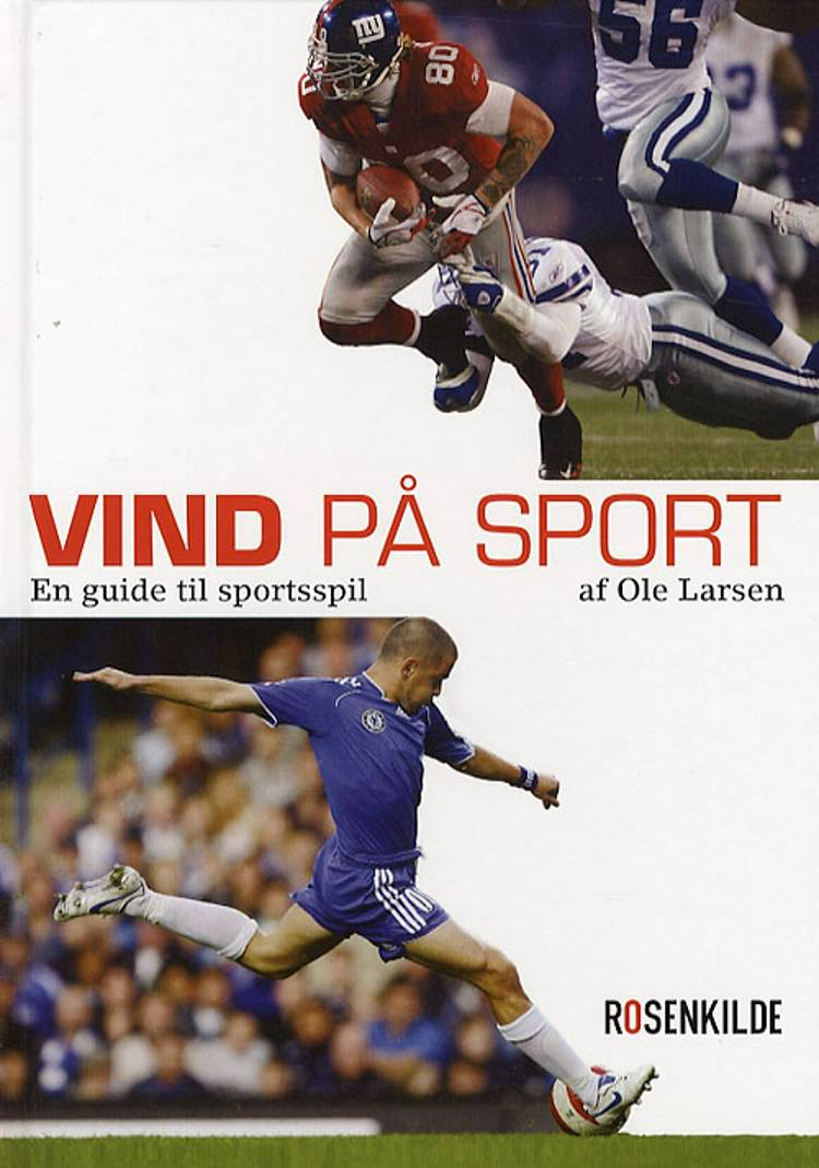 Vind på sport af Ole Larsen