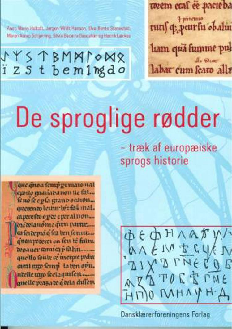 De sproglige rødder af Anne Marie Heltoft m.fl.