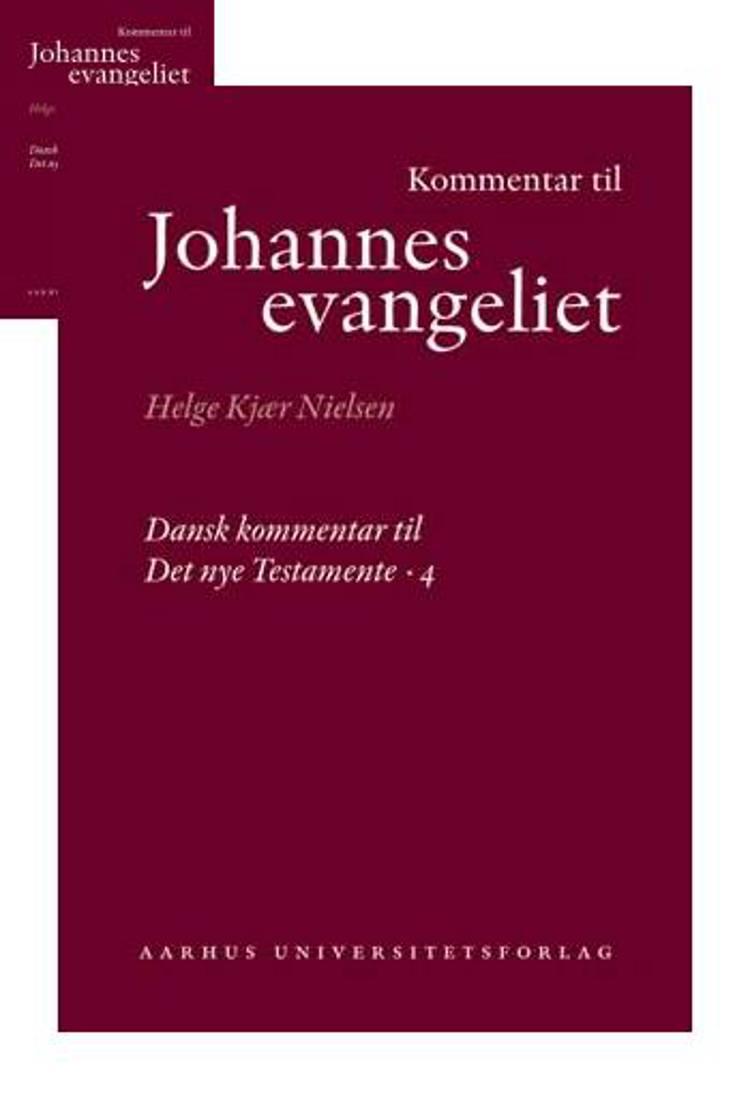 Kommentar til Johannesevangeliet af Helge Kjær Nielsen