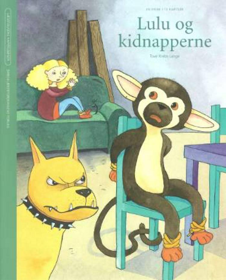 Lulu og kidnapperne af Tove Krebs Lange
