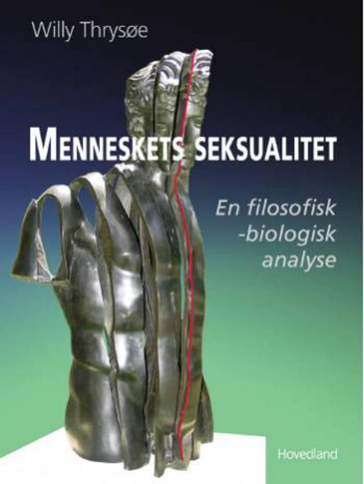 Menneskets seksualitet af Willy Thrysøe