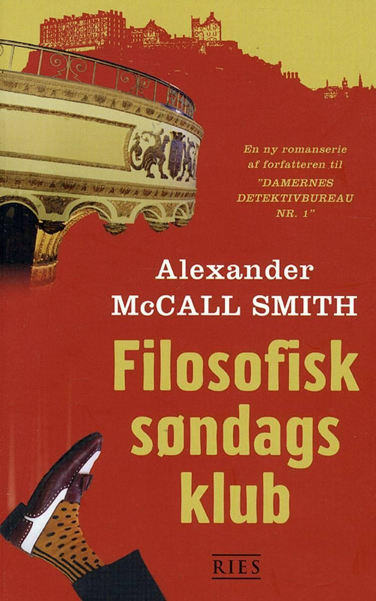 Filosofisk søndagsklub af Alexander McCall Smith