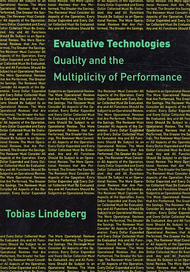 Ph.D-serie af Tobias Lindeberg