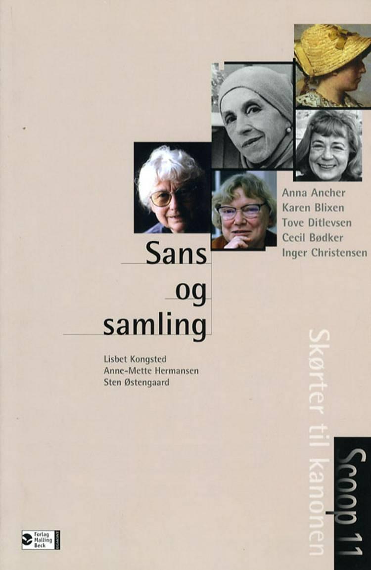 Sans og samling af Lisbet Kongsted Anne-Mette Hermansen Sten Østengaard