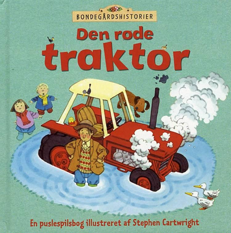 Den røde traktor af Stephen Cartwright