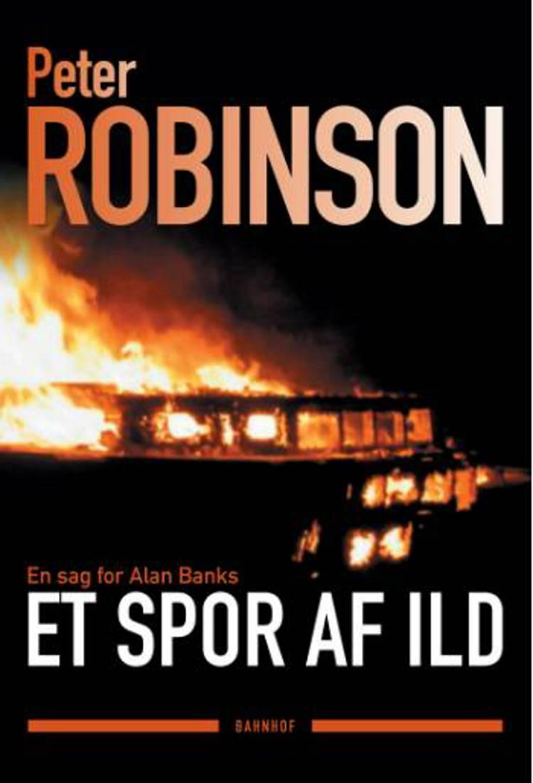 Et spor af ild af Peter Robinson