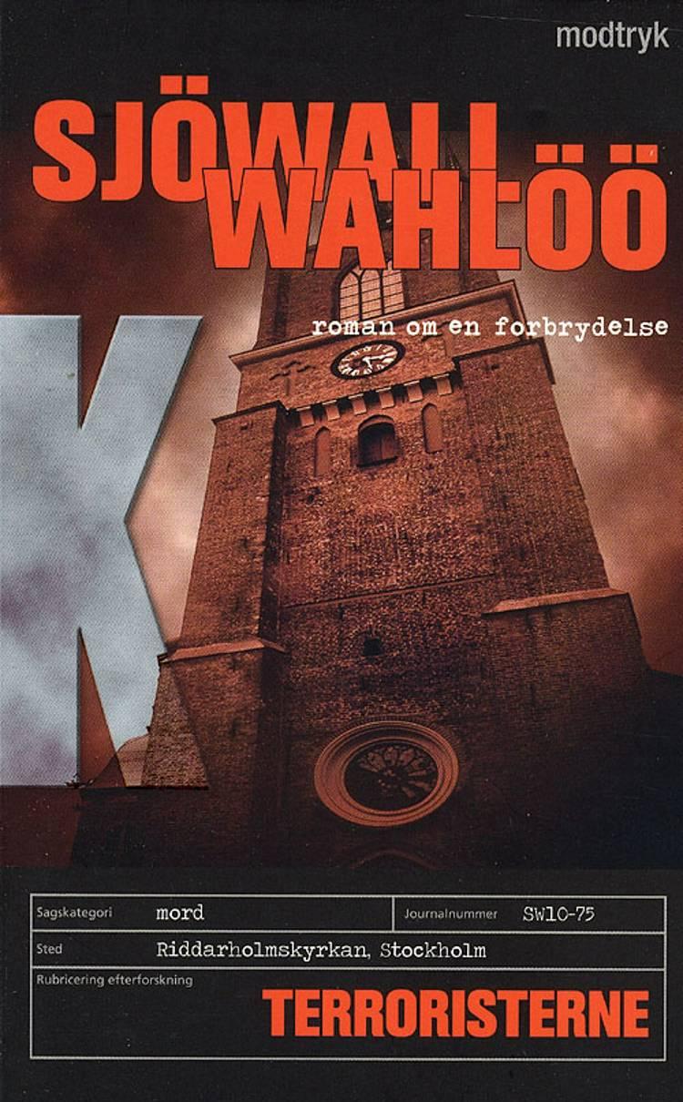 Terroristerne af Per Wahlöö og Maj Sjöwall