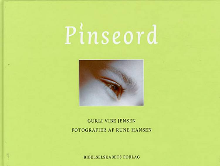 Pinseord af Gurli Vibe Jensen