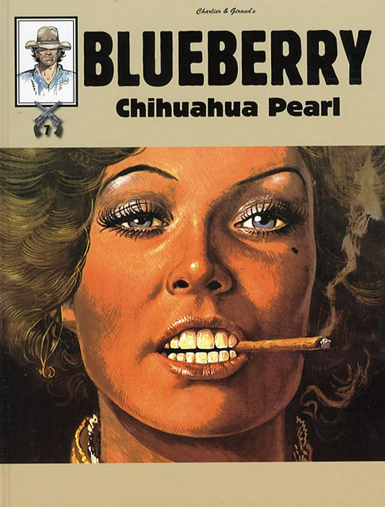 Blueberry - Chihuahua Pearl af Jean-Michel Charlier og Charlier