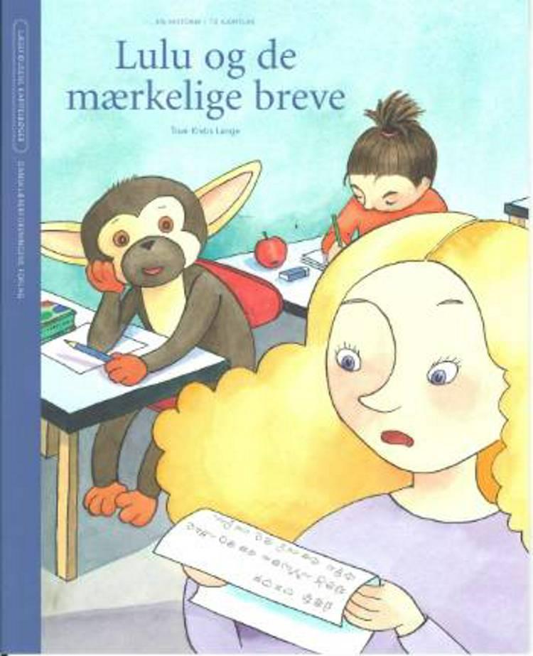 Lulu og de mærkelige breve af Tove Krebs Lange